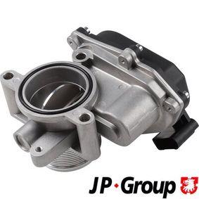Drosselklappenstutzen JP GROUP Art.No - 1115402100 OEM: 03L128063L für VW, AUDI, SKODA, SEAT kaufen