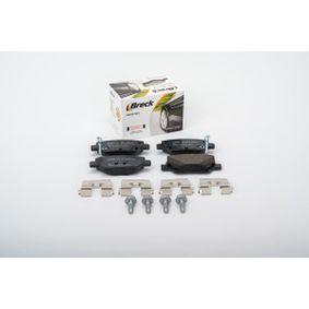 BRECK Bremsbelagsatz, Scheibenbremse 77367717 für FIAT bestellen