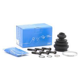 Faltenbalgsatz, Antriebswelle SKF Art.No - VKJP 6012 OEM: 1J0498201E für VW, AUDI, SKODA, SEAT kaufen