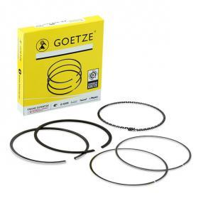 1738736 für BMW, Kolbenringsatz GOETZE ENGINE (08-705100-00) Online-Shop