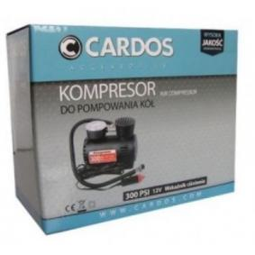 K2 Luftkompressor AA404 på rea