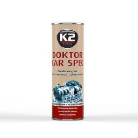 K2 Добавка за маслото на двигателя T350SYNT