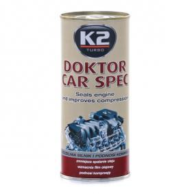 Order T350SYNT Engine Oil Additive from K2