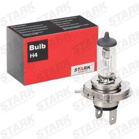 CLIO II (BB0/1/2_, CB0/1/2_) STARK Scheinwerferlampe SKBLB-4880002