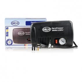 Въздушен компресор за автомобили от ALCA: поръчай онлайн