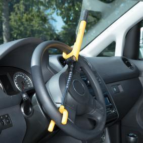 Bortkørselssikring til biler fra ALCA: bestil online