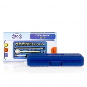 ALCA Zestaw kluczy nasadowych (408000) w niskiej cenie