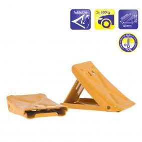 Wheel chocks for cars from ALCA: order online