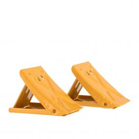 Wheel chocks for cars from ALCA - cheap price