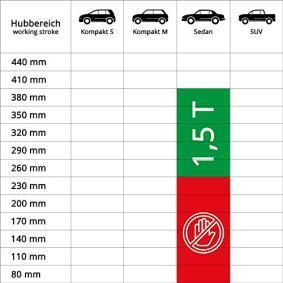 Martinetto per auto, del marchio ALCA a prezzi convenienti