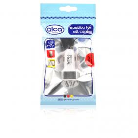 Matkapuhelimen autolaturi autoihin ALCA-merkiltä - halvalla