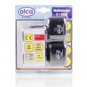 ALCA Rozdělovač, zapalovač (cigaret) 511410 v nabídce