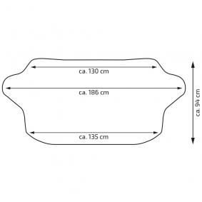 Clona na čelní sklo pro auta od ALCA – levná cena