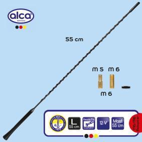 Κεραία για αυτοκίνητα της ALCA: παραγγείλτε ηλεκτρονικά