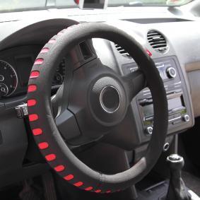 Pokrowiec na kierownicę do samochodów marki ALCA - w niskiej cenie