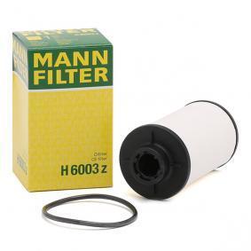 Octavia II Combi (1Z5) MANN-FILTER Sada hydraulickeho filtru, automaticka prevodovka H 6003 z