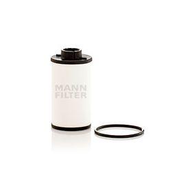 MANN-FILTER SKODA OCTAVIA Sada hydraulickeho filtru, automaticka prevodovka (H 6003 z)