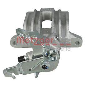 Bremssattel METZGER Art.No - 6260007 OEM: 1K0615423A für VW, OPEL, AUDI, SKODA, SEAT kaufen