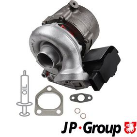 JP GROUP Abgasturbolader 1417400801