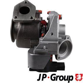 Turbolader 1417400801 JP GROUP