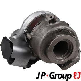 JP GROUP Turbolader 1417400801