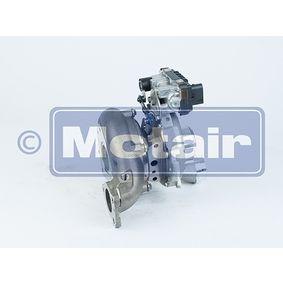 MOTAIR Turbocompresor, sobrealimentación (106210) a un precio bajo
