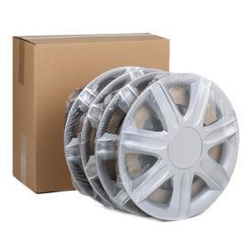 RUBIN 13 LEOPLAST Wheel covers cheaply online