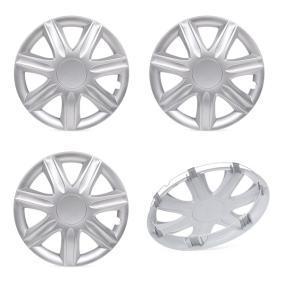 RUBIN 16 LEOPLAST Wheel covers cheaply online
