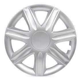 LEOPLAST Wheel covers RUBIN 16