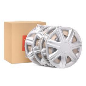 Wheel covers LEOPLAST of original quality