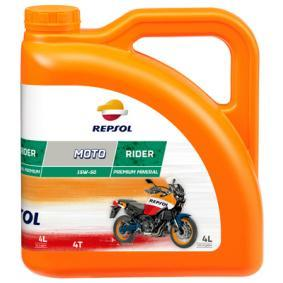 Engine Oil SAE-15W-50 (RP165M54) from REPSOL buy online