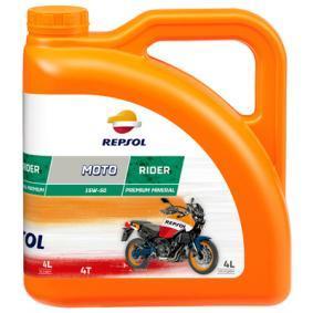 Olio motore SAE-15W-50 (RP165M54) di REPSOL comprare online