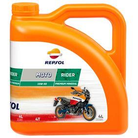 SAE-15W-50 Olio motore REPSOL RP165M54 negozio online