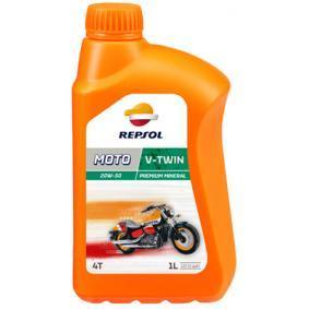 Двигателно масло SAE-20W-50 (RP168Q51) от REPSOL купете онлайн