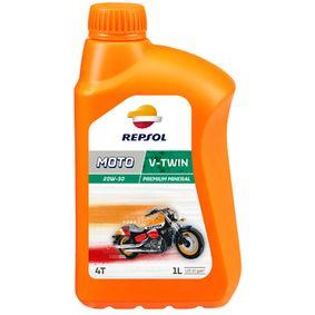 SAE-20W-50 Моторни масла REPSOL RP168Q51 онлайн магазин
