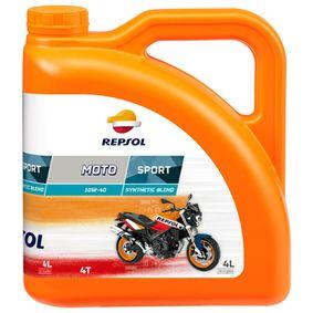 REPSOL Olio motore RP180N54 negozio online