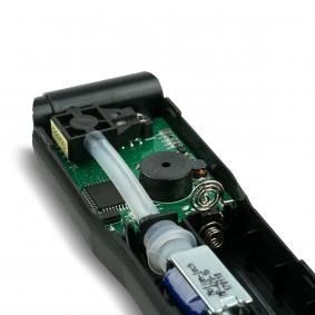 Alcontrol Mini Alcoolímetro para veículos