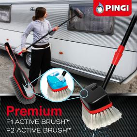 PINGI PAB-F2 Spazzola per la pulizia degli interni auto