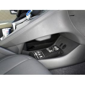ASB-1000-DE Car dehumidifier for vehicles