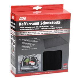 Kofferbak / bagageruimte schaalmat voor autos van APA: online bestellen