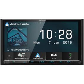 Multimedia-vastaanotin autoihin KENWOOD-merkiltä - halvalla