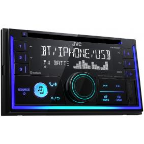 Stereo pro auta od JVC – levná cena