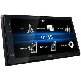 Multimedia-vastaanotin autoihin JVC-merkiltä - halvalla