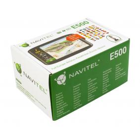 Navigationssystem NAVE500 Online Store