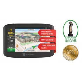 NAVITEL Navigationssystem (NAVE500) zum Bestpreis