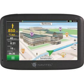 Navigační systém pro auta od NAVITEL: objednejte si online