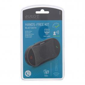 Zestaw słuchawkowy Bluetooth do samochodów marki AUTO-T - w niskiej cenie