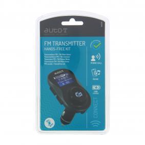 540312 FM-transmitter voor voertuigen