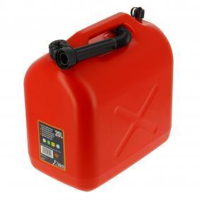 Kanister rezerwowy do samochodów marki CARTEC: zamów online
