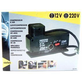 Compresor de aire para coches de CARTEC - a precio económico